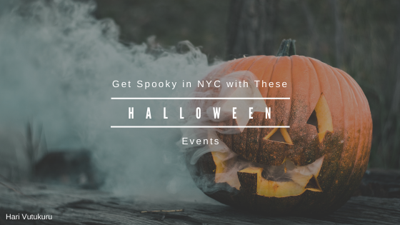 Get Spooky in NYC with these Halloween Events